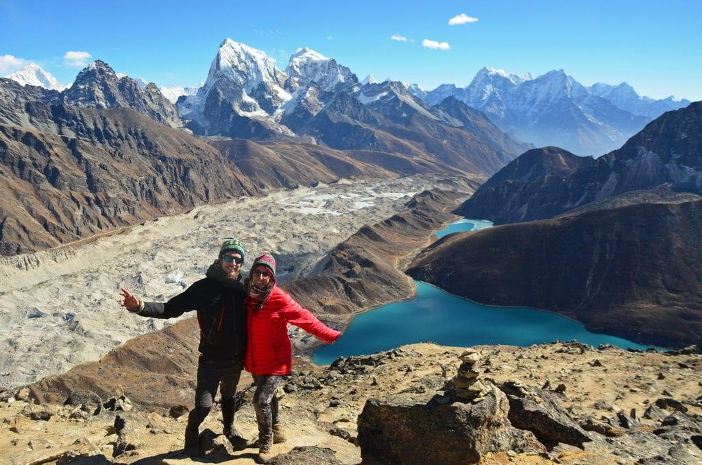 Cesta do základního tábora Everestu