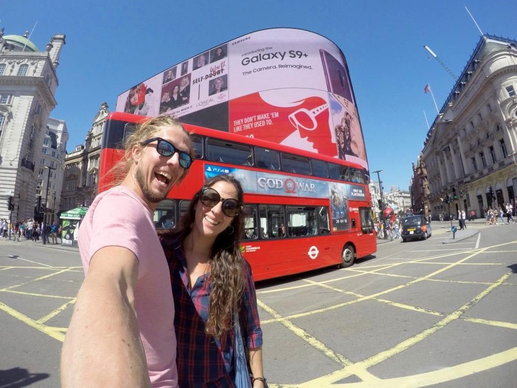 Do Londýna na nákupy!