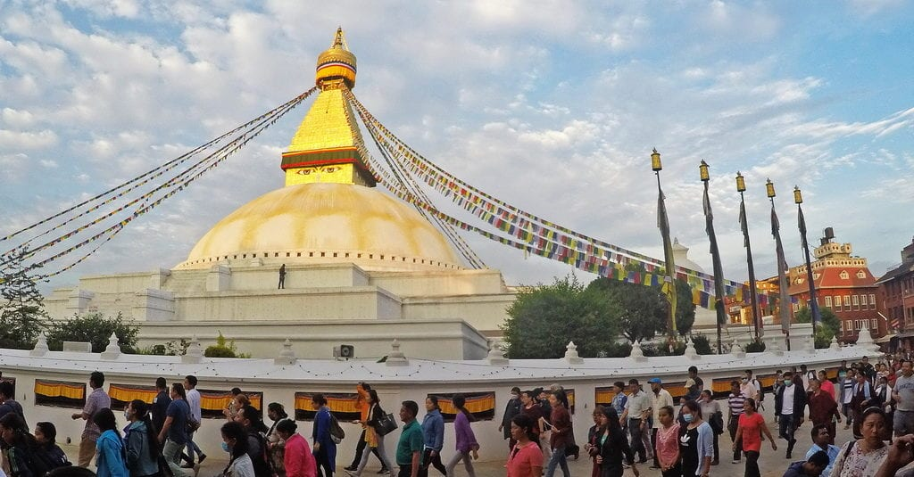 Tvoje cesta začne v hlavním městě Káthmándú