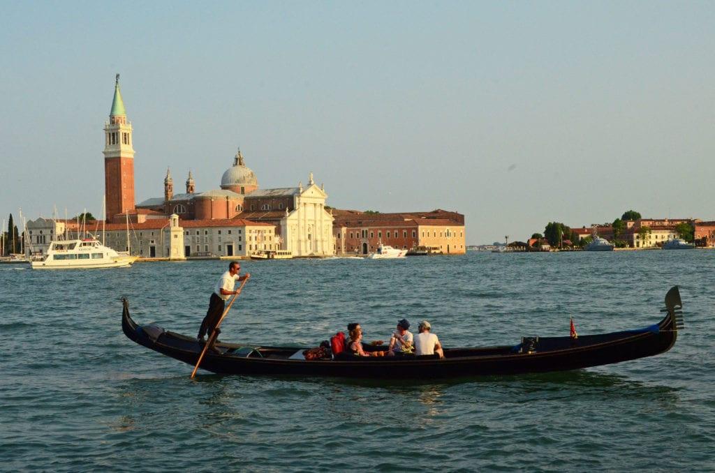 Benátky jsou jedním ze symbolů Itálie