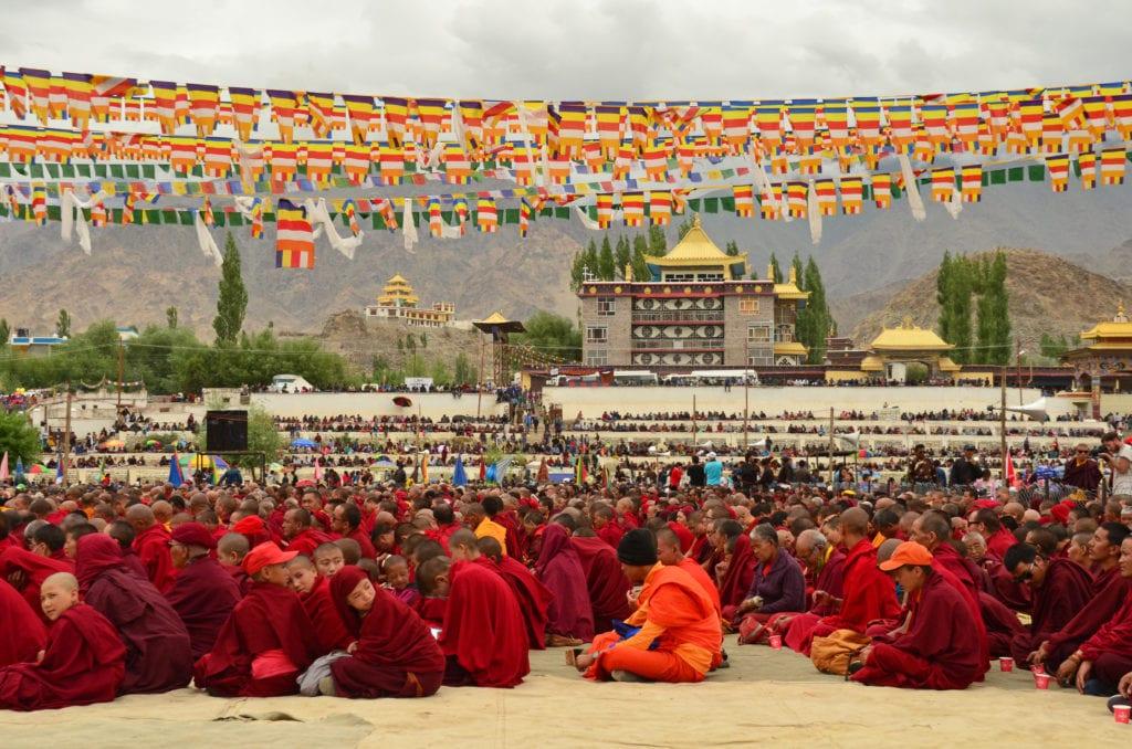 Malý Tibet v indickém Ladaku