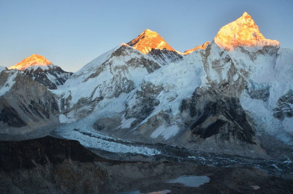 Nejvyšší hora světa!