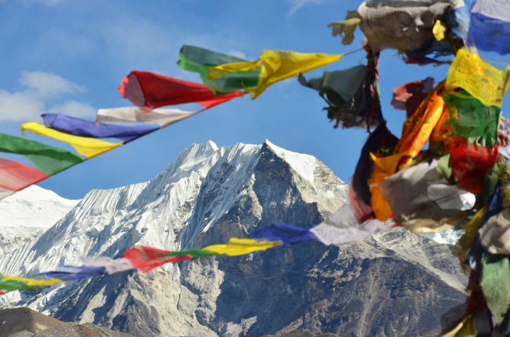 Poprvé v životě v Nepálu