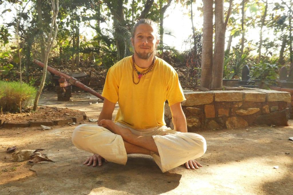 Kurz prana jógy v jižní Indii