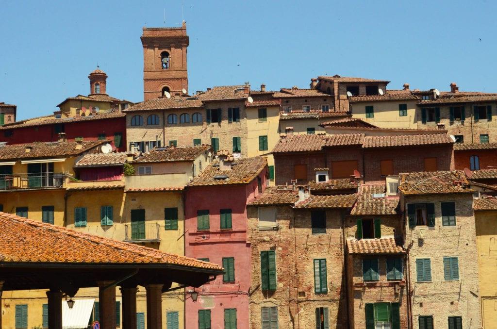 Siena je toskánský klenot