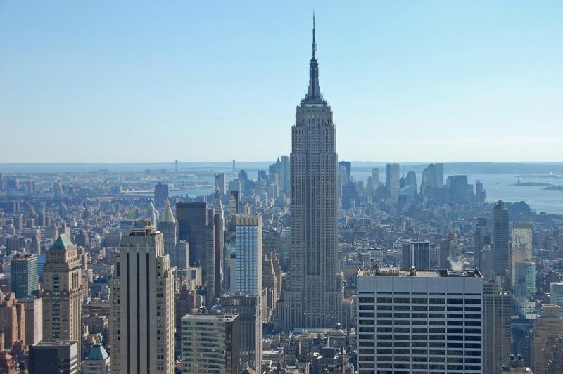 New York má velmi zajímavou historii