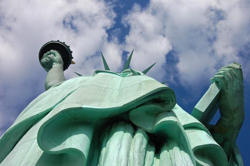 Socha Svobody - Symbol New Yorku
