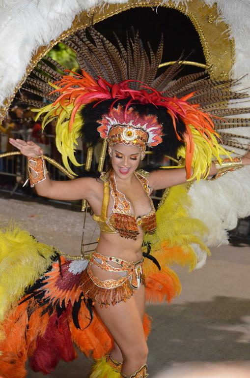 Při karnevalu ožívá celá Latinská Amerika!