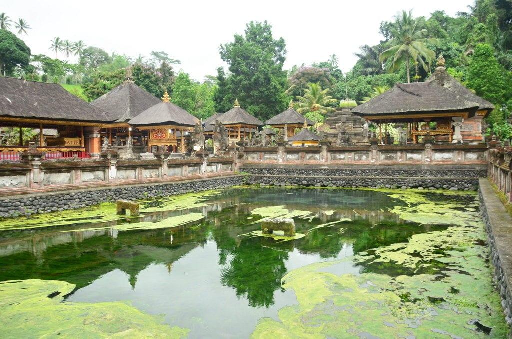 Chrámů je po celém Bali spousta