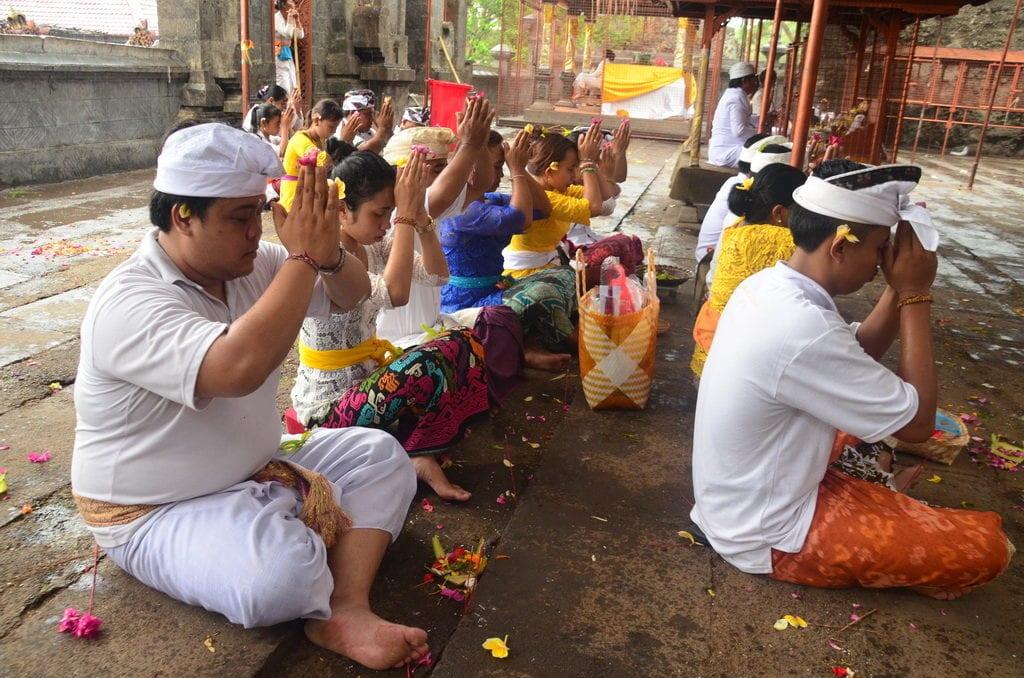 Úchvatná kultura balijského hinduismu