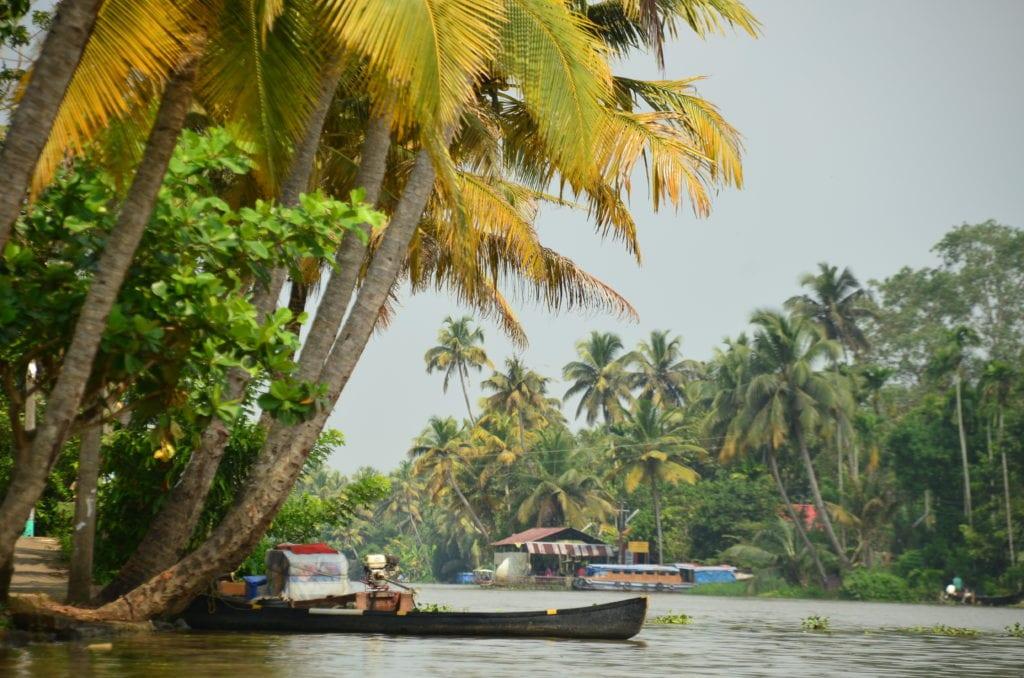 Krásná a tropická Kerala
