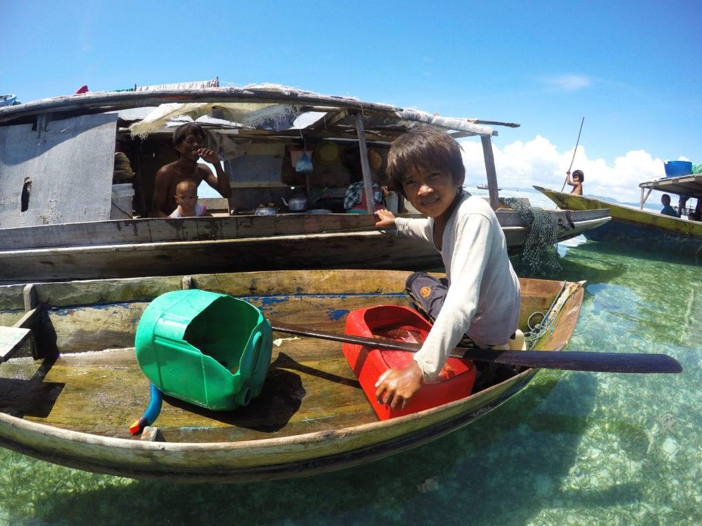 Mořští cikáni o ostrova Mab