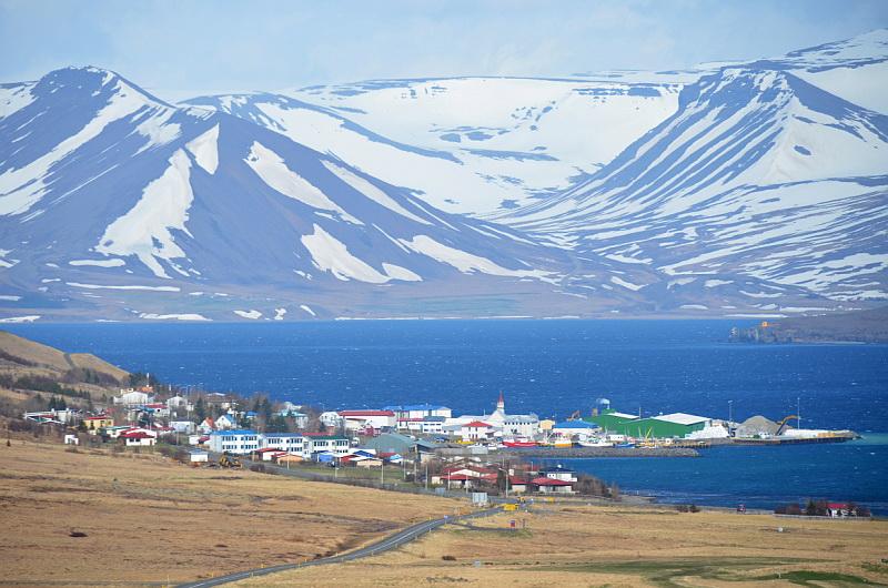Krásná islandská příroda