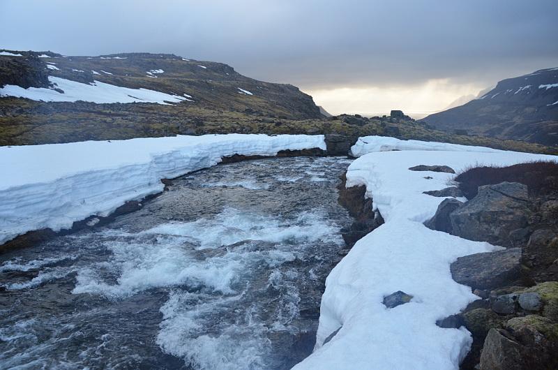 Počasí na Islandu je velmi proměnlivé