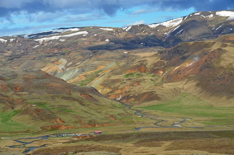 Jedinečná islandská příroda