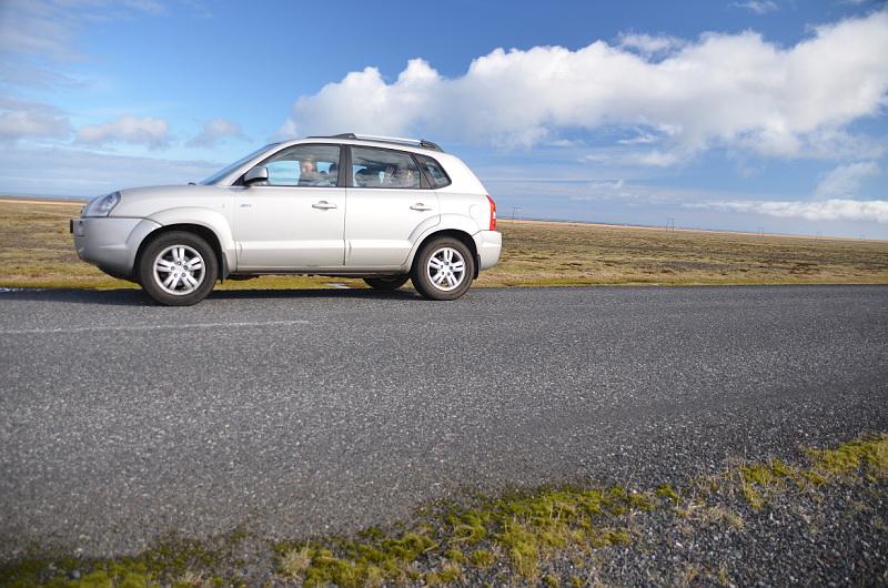 Pronájem auta na Islandu