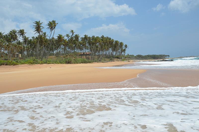 Na Srí Lance jsou po celý rok vysoké teploty