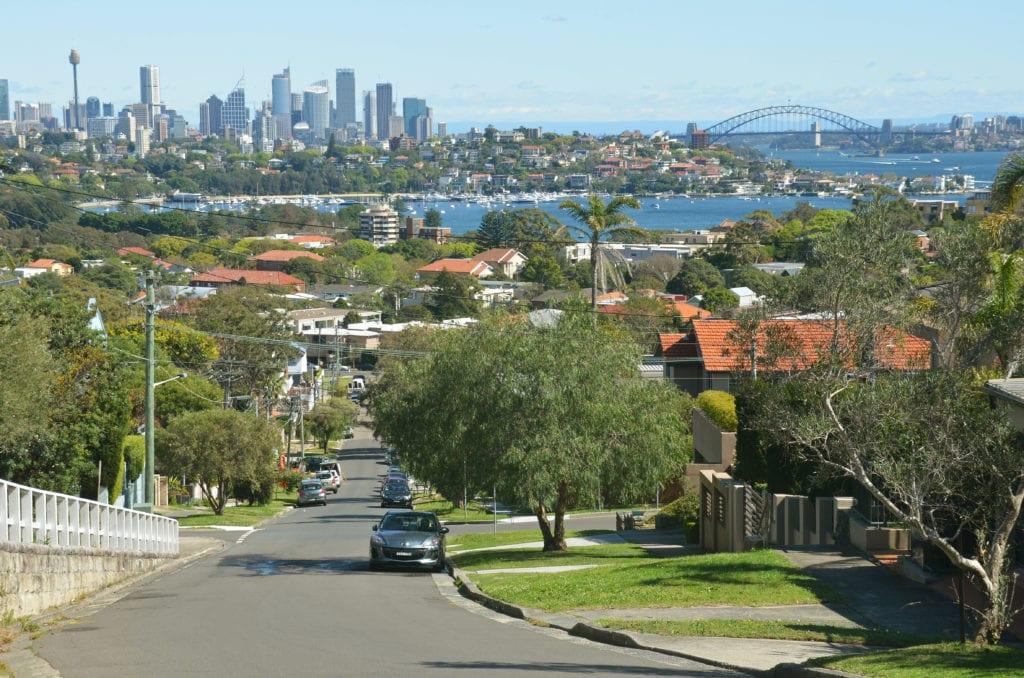 V australských městech je bohatá nabídka ubytování všech kategorií