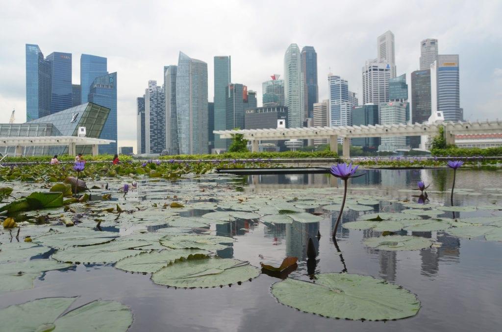 Městský stát Singapur