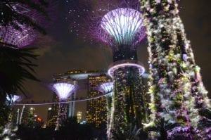 Singapur: Ideální místo na přestup v jihovýchodní Asii