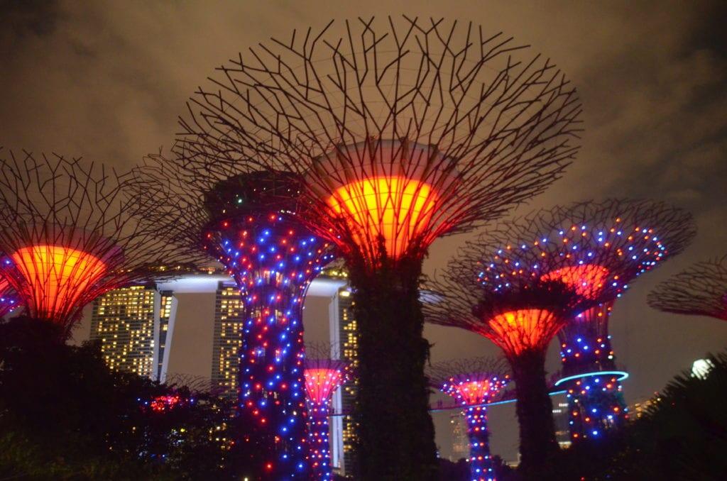 Singapur určitě stojí za návštěvu