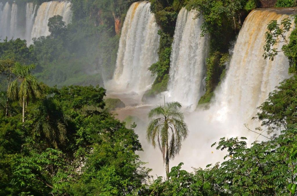 Vodopády, kam se podíváš
