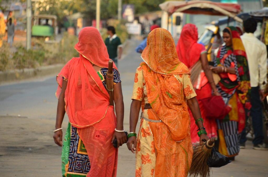 Ženy to v Indii nemají lehké a to především ty Indické