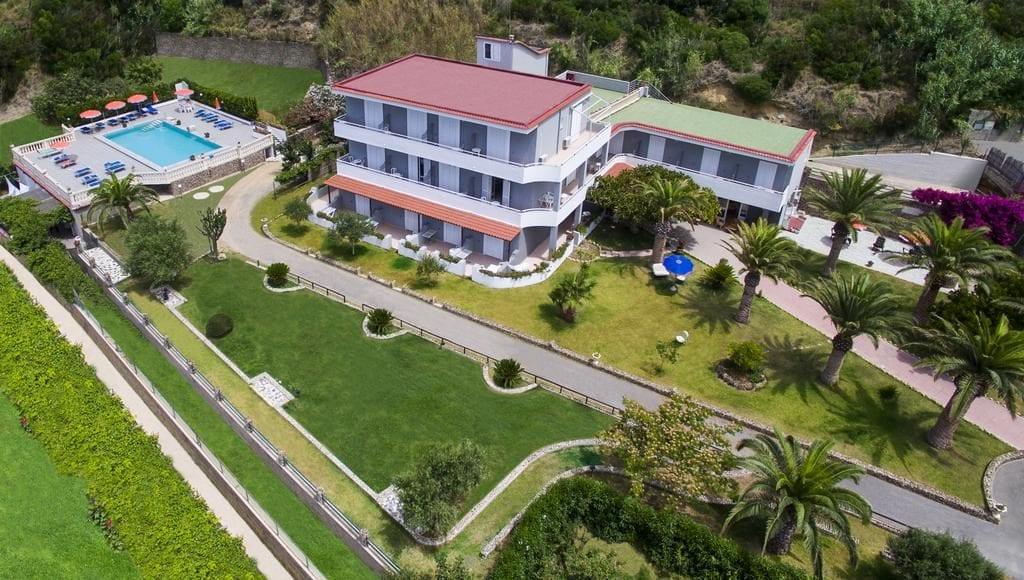 Hotel Villa Rita na Ischii.