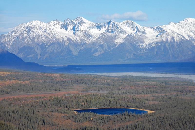 Do aljašské divočiny i přímým letem z Evropy!