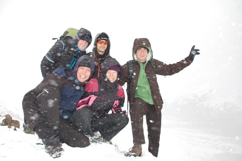 Sněžit může jakýkoliv den v roce