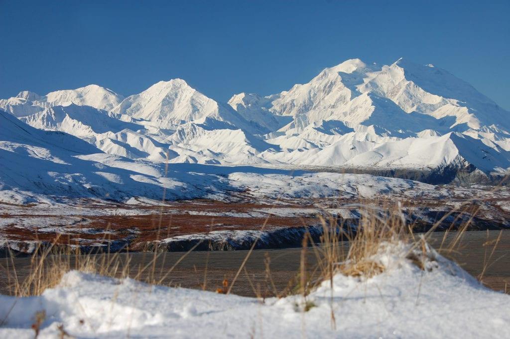 Nejvyšší hora Spojených států