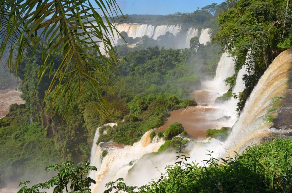Největší systém vodopádů světa