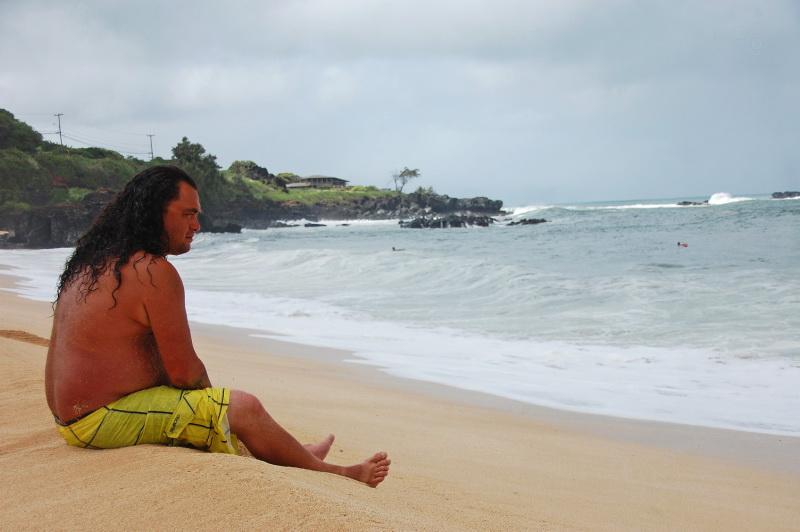 Havajané jsou pro surfování stvořeni. Nenech se zmást jejich občasnou nadváhou!