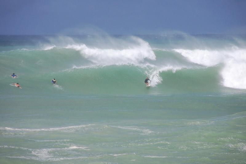 Surfování na Havaji patří k nejlepším na světě