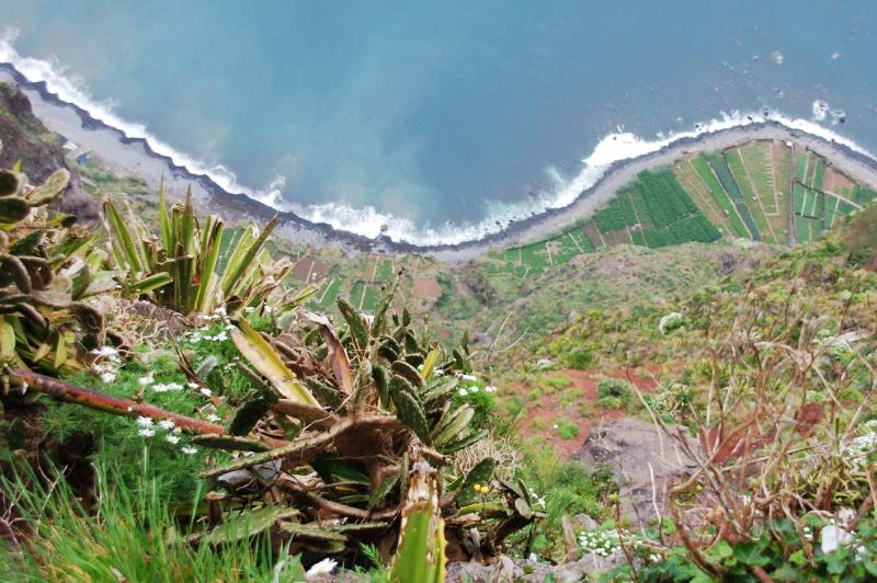 Druhý nejvyšší útes v Evropě - Cabo Girao