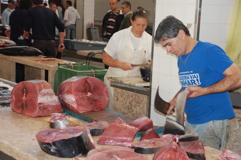 Rybí speciality na Madeiře