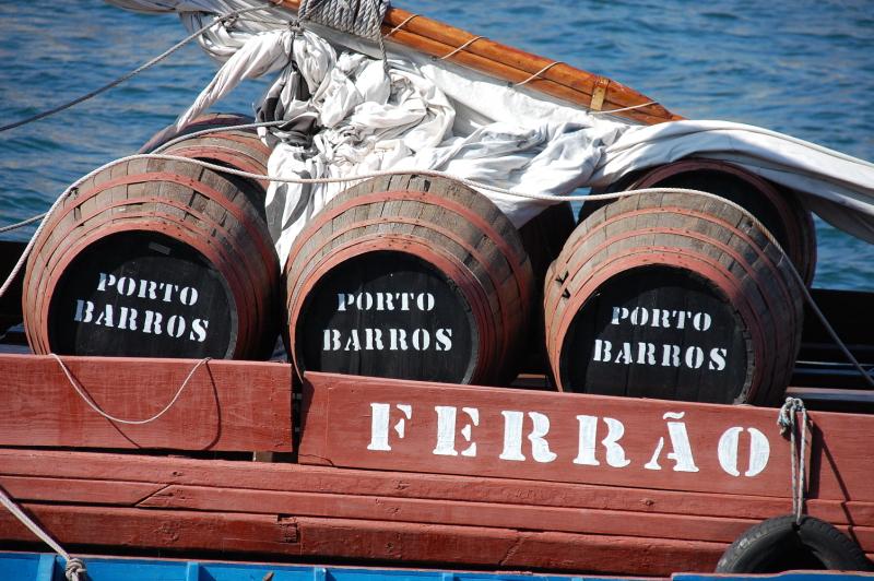 Portské víno je známé po celém světě