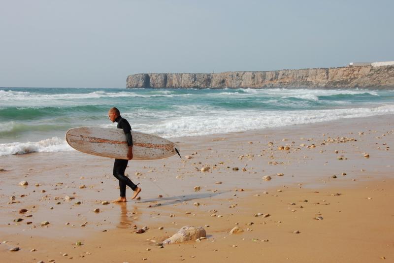 V Portugalsku najdeš nejlepší evropské podmínky pro surfování