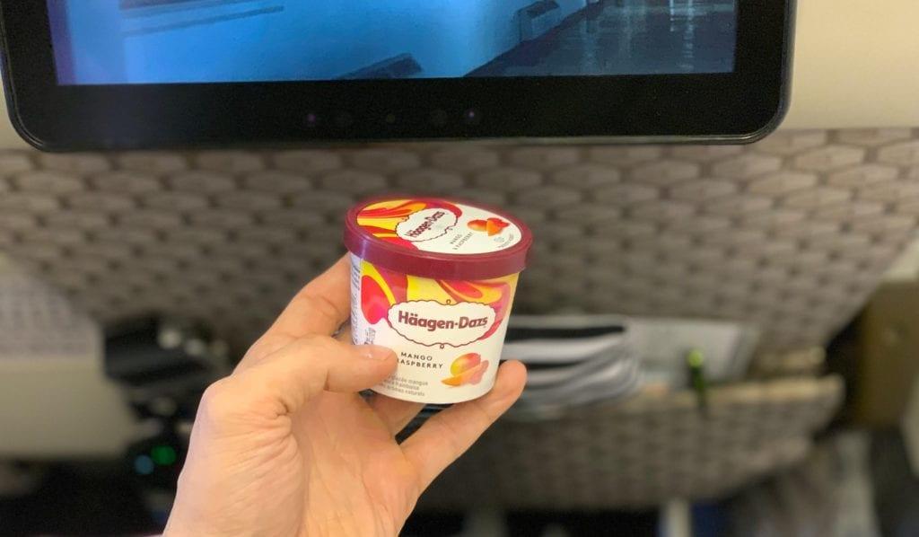 Häagen-Dazs zmrzlina