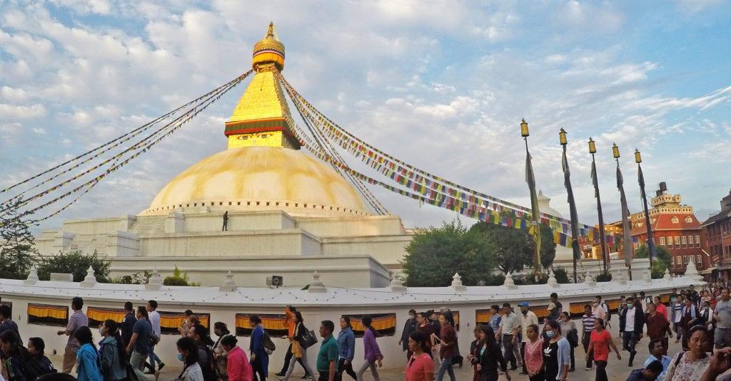Vítej v Káthmándú, v hlavním městě Nepálu