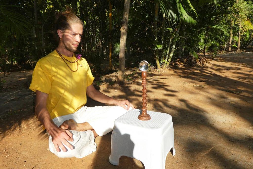 Jóga a meditace, Indie, Nepál