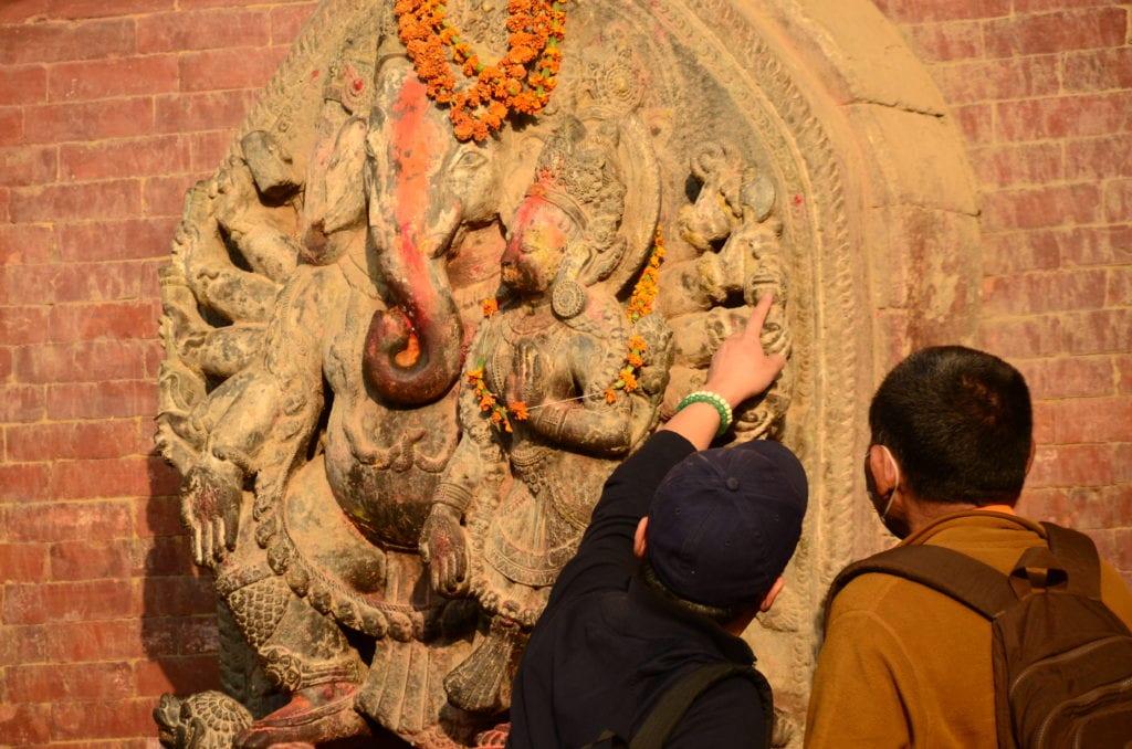 Káthmándú památky