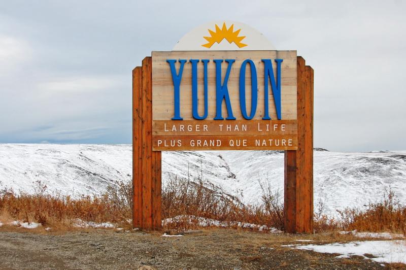 Yukon je větší než život