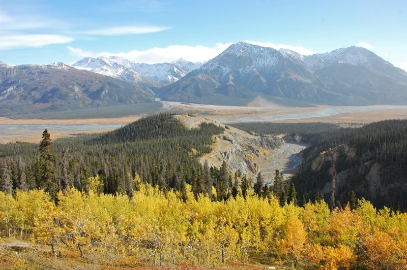 Národní park Kluane - Yukon