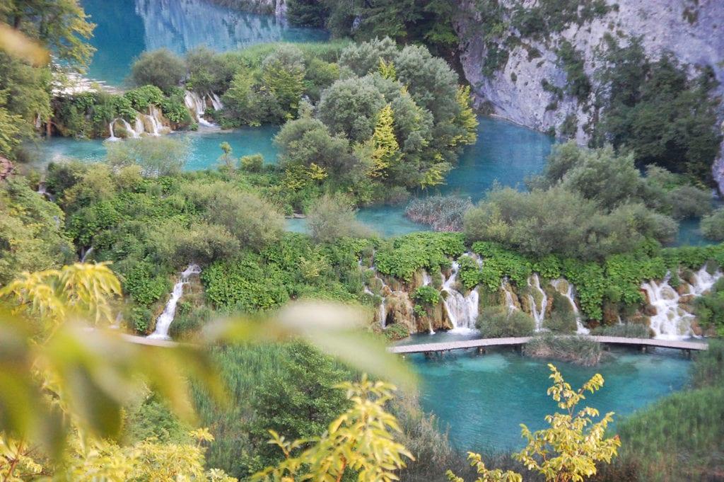 Plitvice Chorvatsko