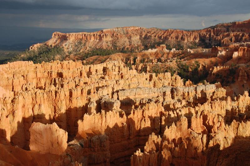 Bryce Canyon v Utahu