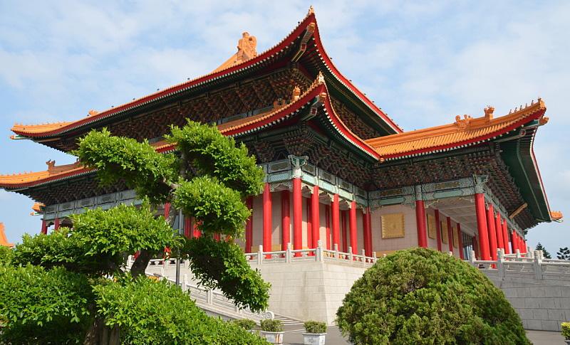 Vítej na Tchaj-wanu!