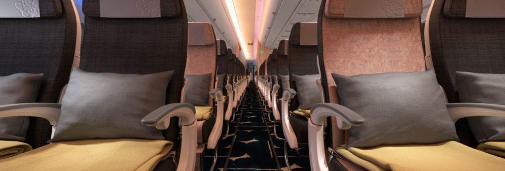 Ekonomická třída China Airlines