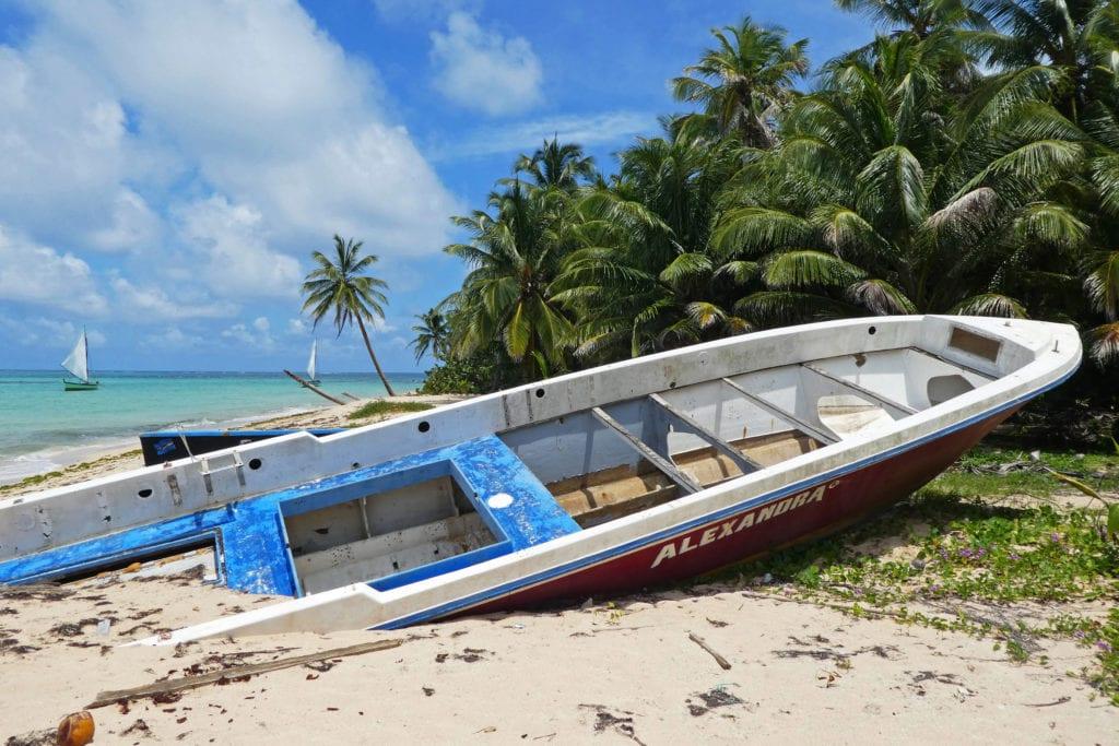 Nikaragua ostrov