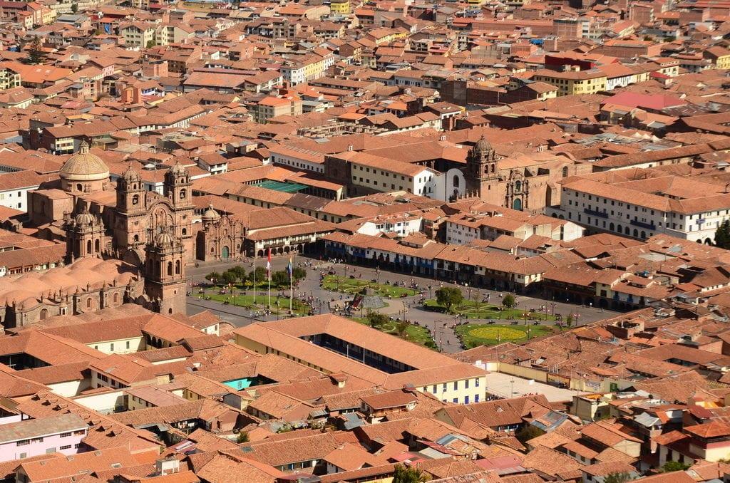 Cuzco je nejhezčí peruánské město!
